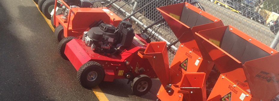 Diamond Bar Equipment mowers
